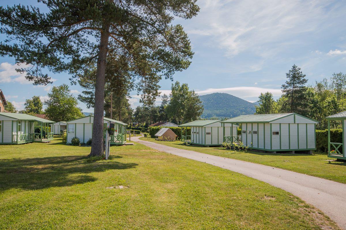Camping des Pinasses