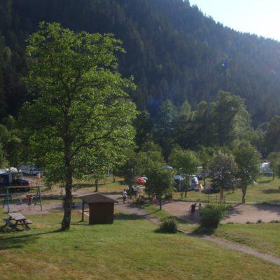 Camping La Vologne dans les Vosges