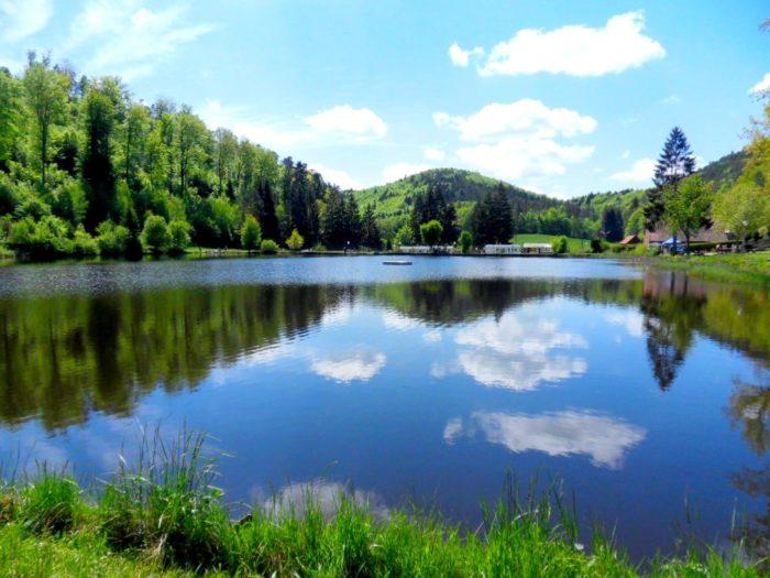 Camping de Mulhenbach